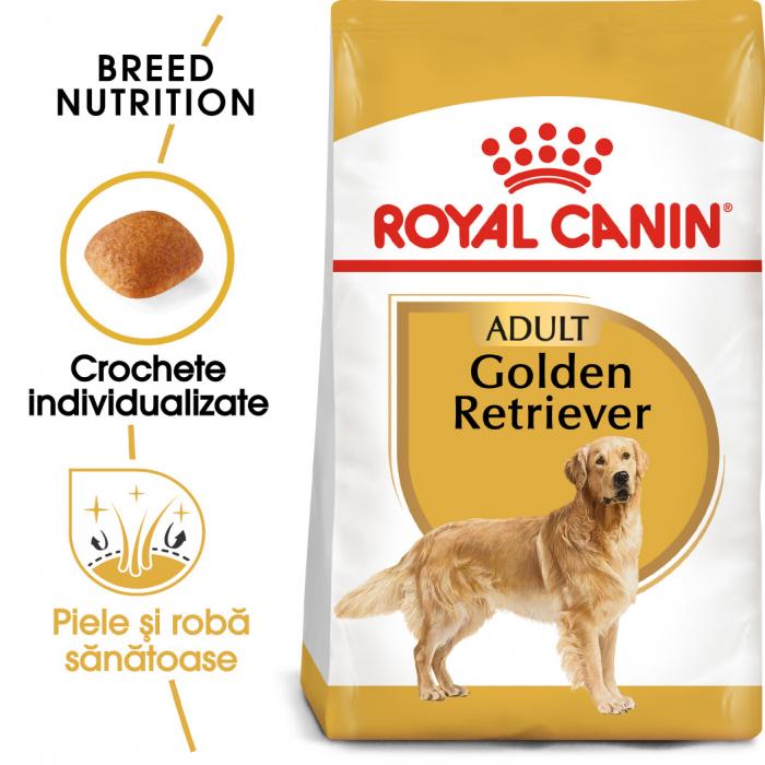 Royal Canin GOLDEN RETRIEVER Adult Hrana Uscata Caine 0