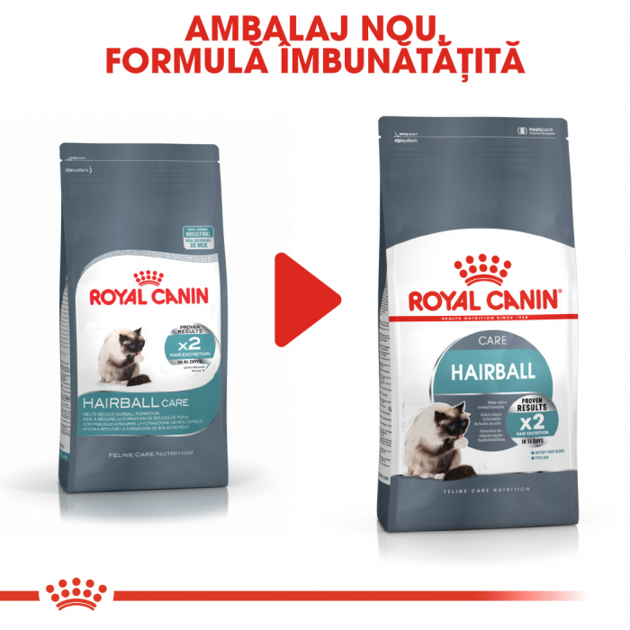 Royal Canin HAIRBALL CARE Hrana Uscata Pisica 0