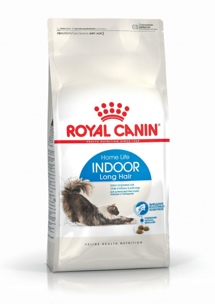 Royal Canin INDOOR LONG HAIR Hrana Uscata Pisica