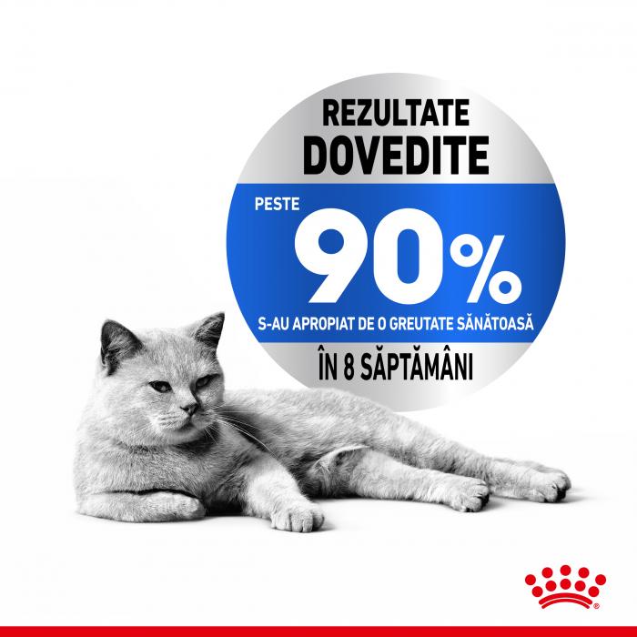 Royal Canin Light Weight Care Adult  hrana uscata pisica limitarea cresterii in greutate, 400 g - TEST 3