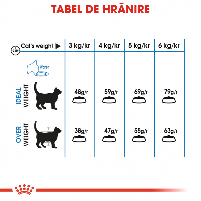 Royal Canin LIGHT WEIGHT CARE Hrana Uscata Pisica 4