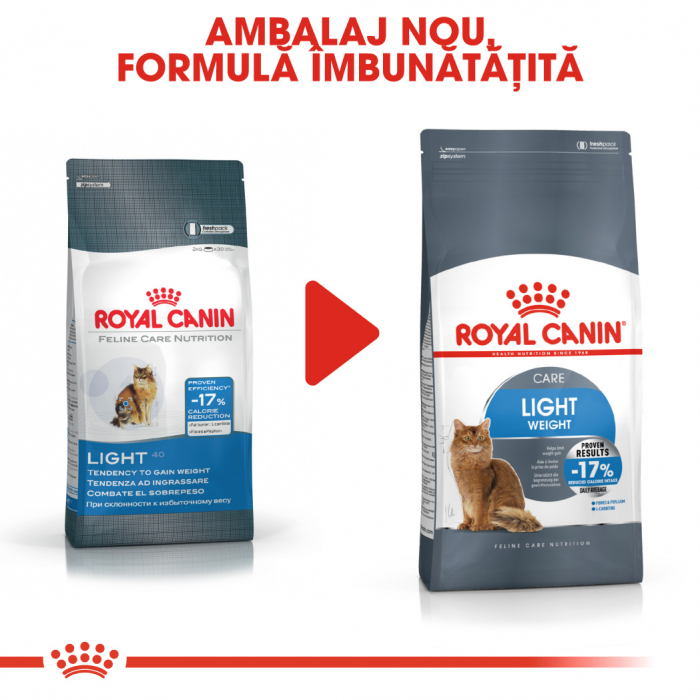 Royal Canin LIGHT WEIGHT CARE Hrana Uscata Pisica 1