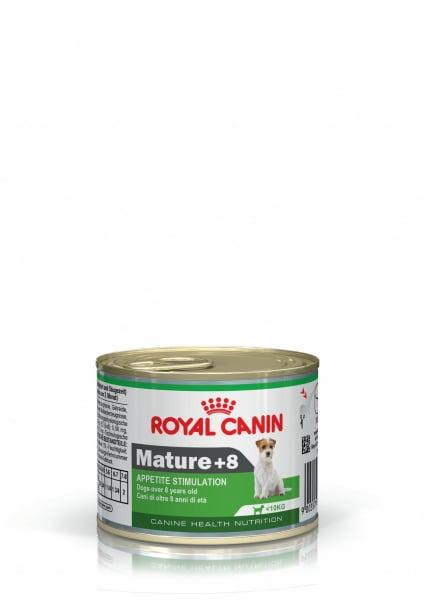 Royal Canin MATURE 8+ Hrana Umeda Caine 0