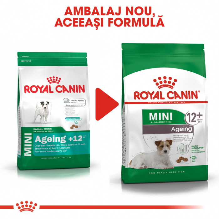 Royal Canin Mini Adult 12+ hrana uscata caine senior, 1.5 kg 1