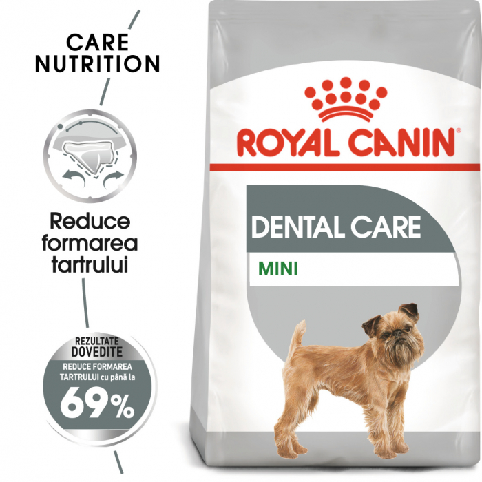 Royal Canin Mini Dental Care Hrana Uscata Caine 0