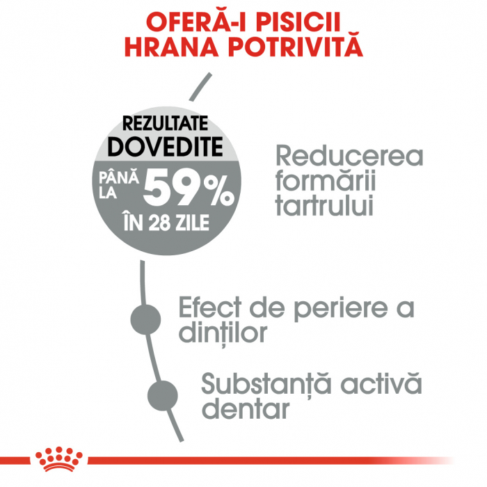 Royal Canin ORAL CARE Hrana Uscata Pisica 2