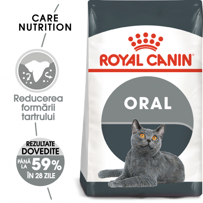 Royal Canin ORAL CARE Hrana Uscata Pisica 0