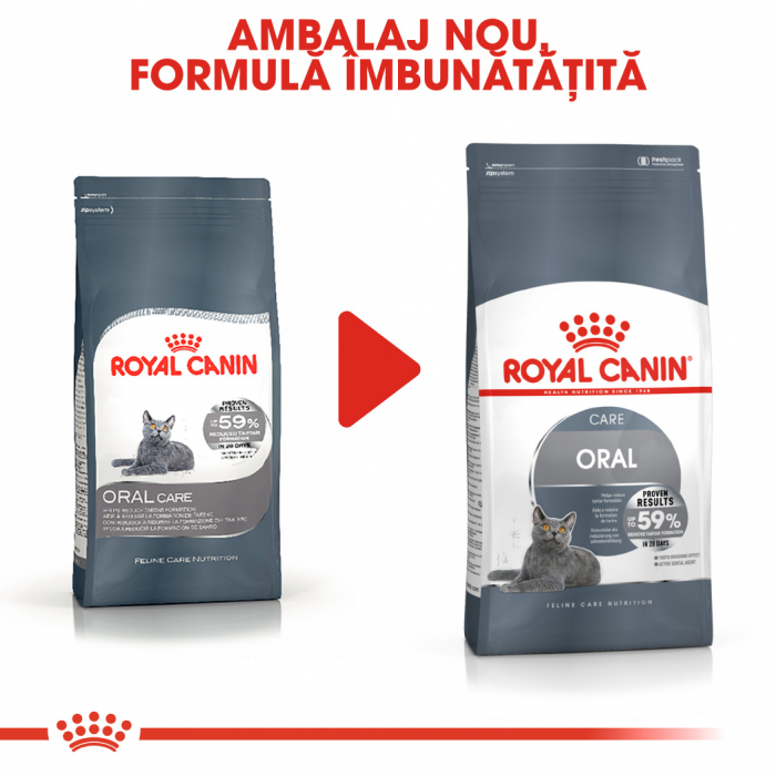 Royal Canin ORAL CARE Hrana Uscata Pisica 1