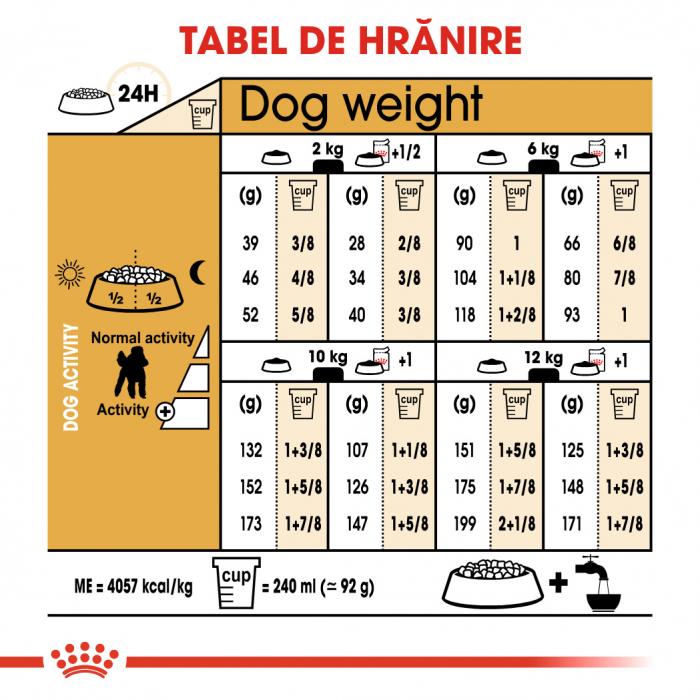 Royal Canin POODLE Adult Hrana Uscata Caine 3