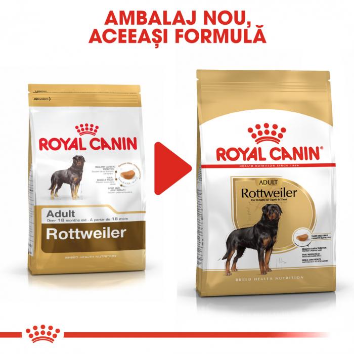 Royal Canin Rottweiler Adult hrana uscata caine 4
