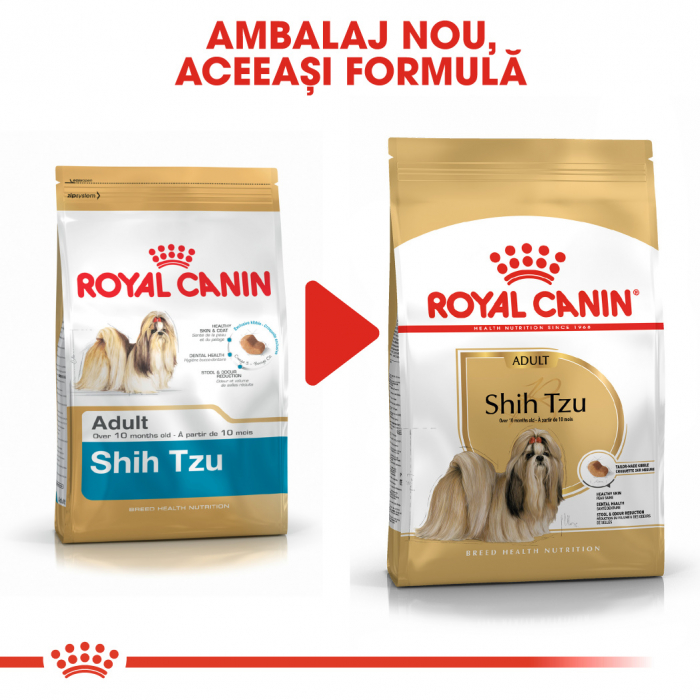 Royal Canin SHIH TZU Adult Hrana Uscata Caine 4