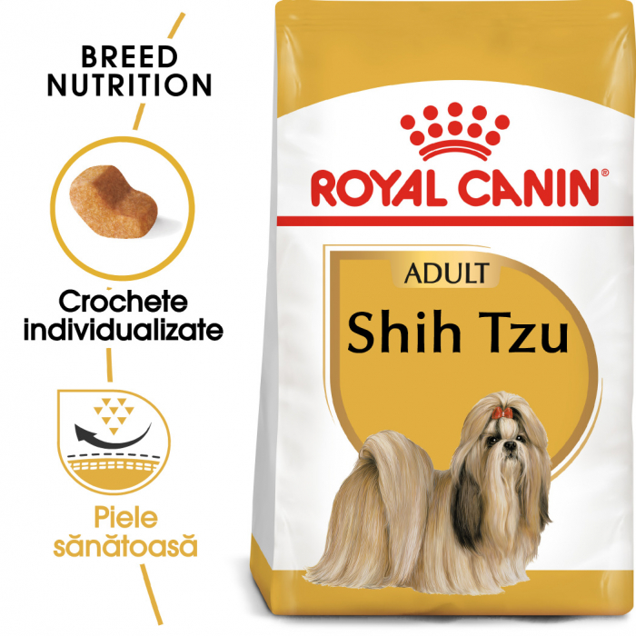 Royal Canin SHIH TZU Adult Hrana Uscata Caine 0