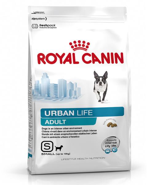Royal Canin Urban Life Adult Small Hrana Uscata Caine 0