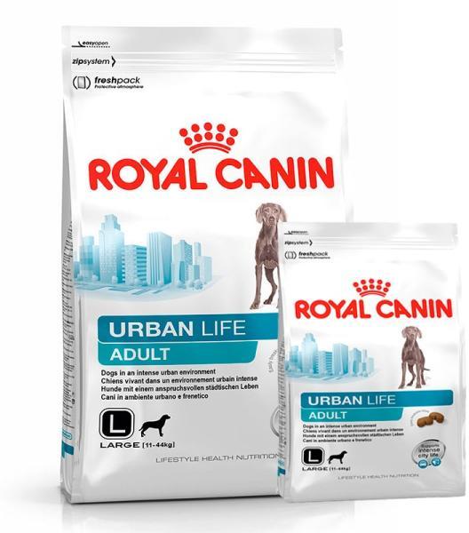 Royal Canin Urban Life Adult Large Hrana Uscata Caine