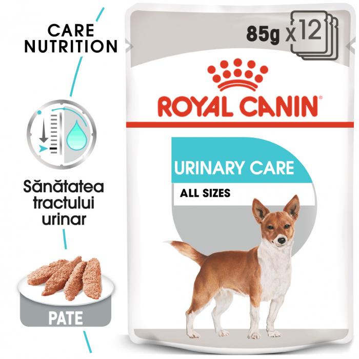 Royal Canin URINARY CARE Hrana Umeda Caine 0