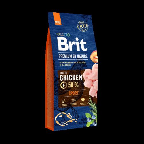 Brit Premium By Nature Sport 15 Kg Livrare GRATUITA 0