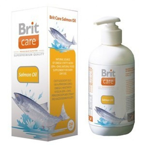 Brit Care Ulei de Somon 250 ml
