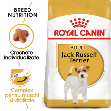 Royal Canin Jack Russell Terrier Adult, hrana uscata caini, 1.5 kg [0]