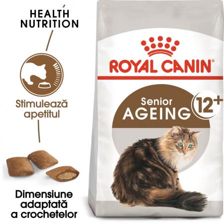 Royal Canin AGEING 12+ Hrana Uscata Pisica0