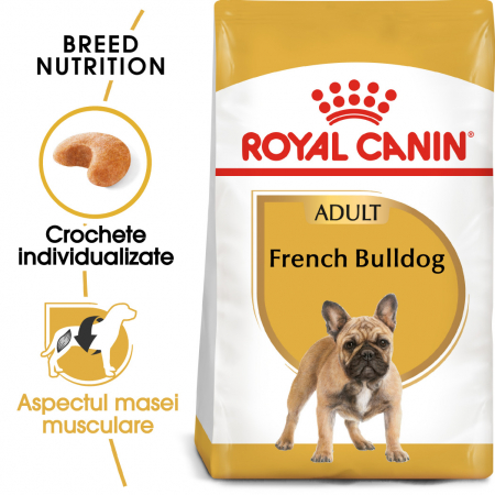 Royal Canin FRENCH BULLDOG Adult Hrana Uscata Caine0