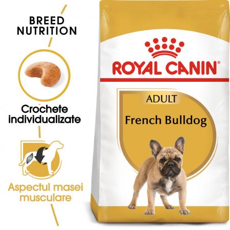 Royal Canin French Bulldog Adult hrana uscata caine, 1.5 kg [0]