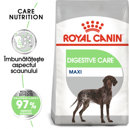 Royal Canin Maxi Digestive Care Hrana Uscata Caine0