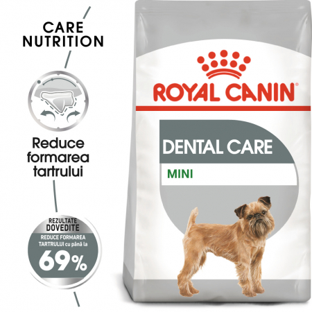Royal Canin Mini Dental Care Hrana Uscata Caine0