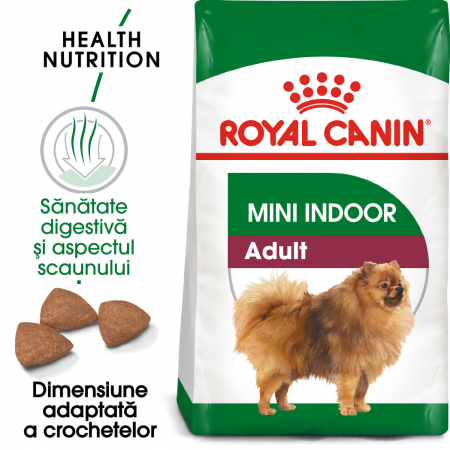 Royal Canin Mini Indoor Adult Hrana Uscata Caine0