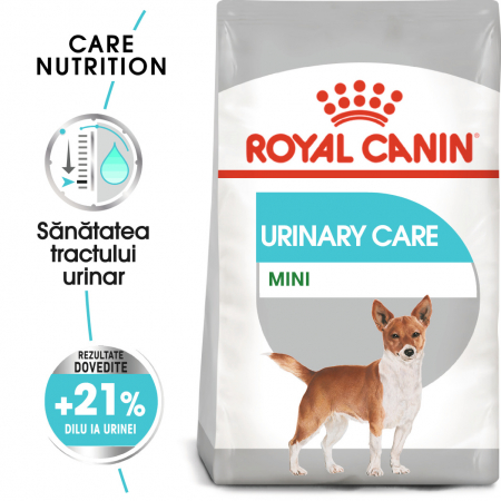Royal Canin MINI URINARY CARE Hrana Uscata Caine0