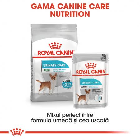 Royal Canin URINARY CARE Hrana Umeda Caine4