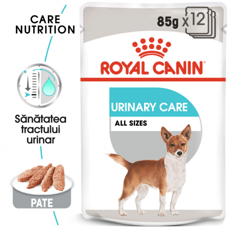 Royal Canin URINARY CARE Hrana Umeda Caine0