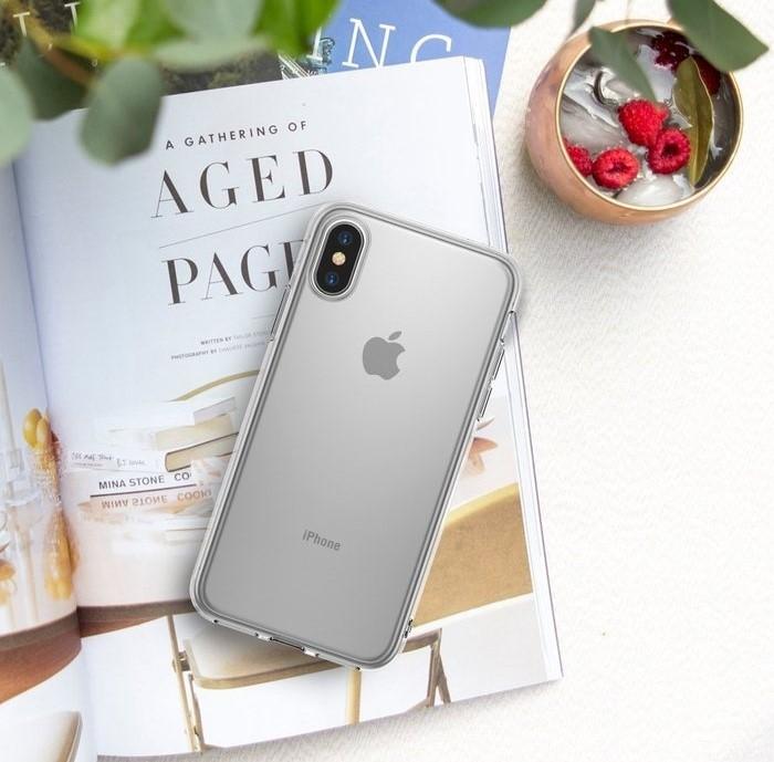 Husă Ringke Air Clear pentru iPhone X 0