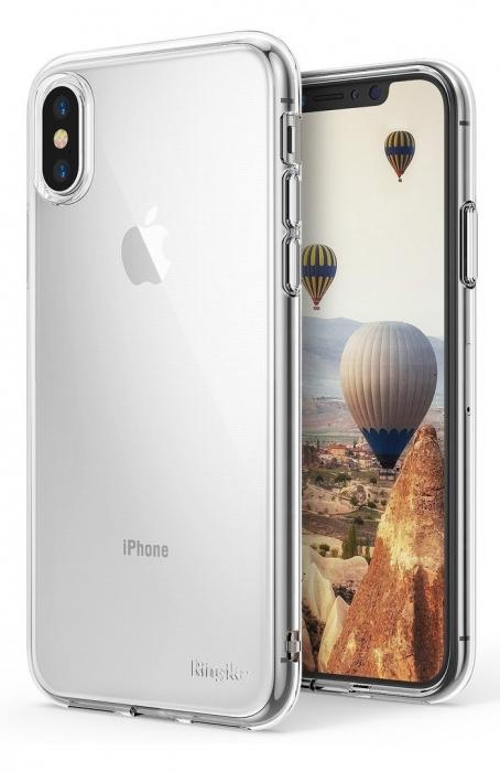 Husă Ringke Air Clear pentru iPhone X 1