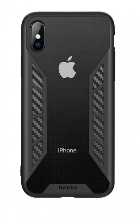 Husa Benks Future 3D Full pentru iPhone X 0