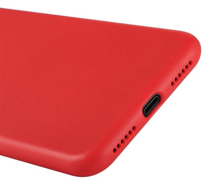 Husa Benks iPhone X Pudding Rosu pentru iPhone X 1