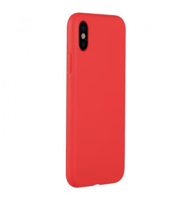 Husa Benks iPhone X Pudding Rosu pentru iPhone X 0