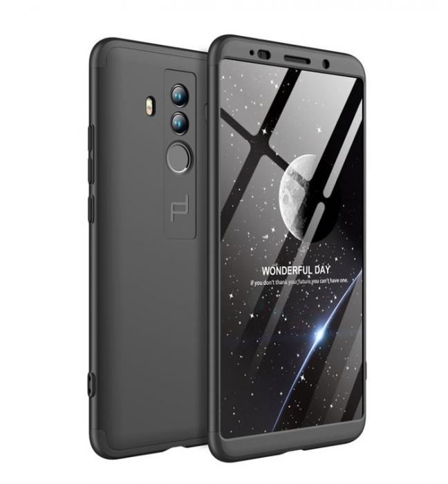 Husa GKK 360 Negru pentru Huawei Mate 10 PRO 0