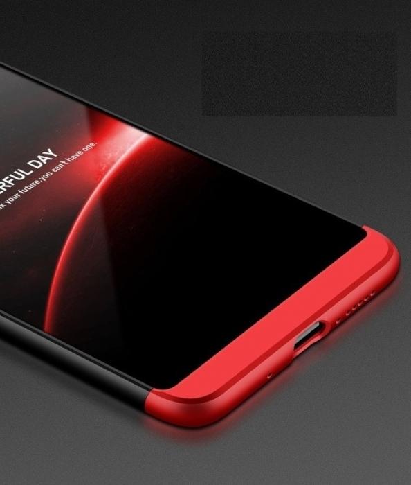 Husa GKK 360 Rosu pentru Huawei Mate 10 PRO 2