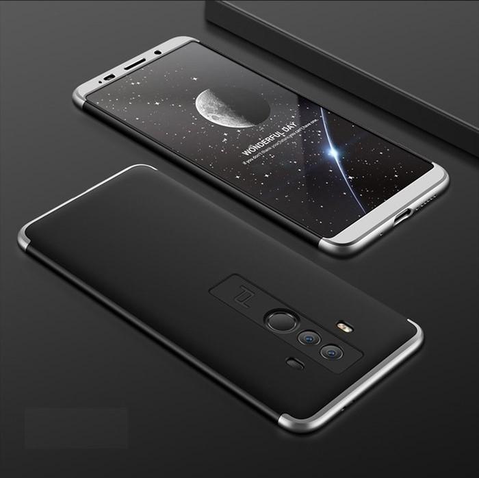 Husa GKK 360 Argintiu pentru Huawei Mate 10 PRO 1