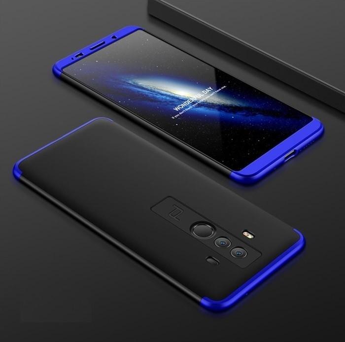 Husa GKK 360 Albastru pentru Huawei Mate 10 PRO 1
