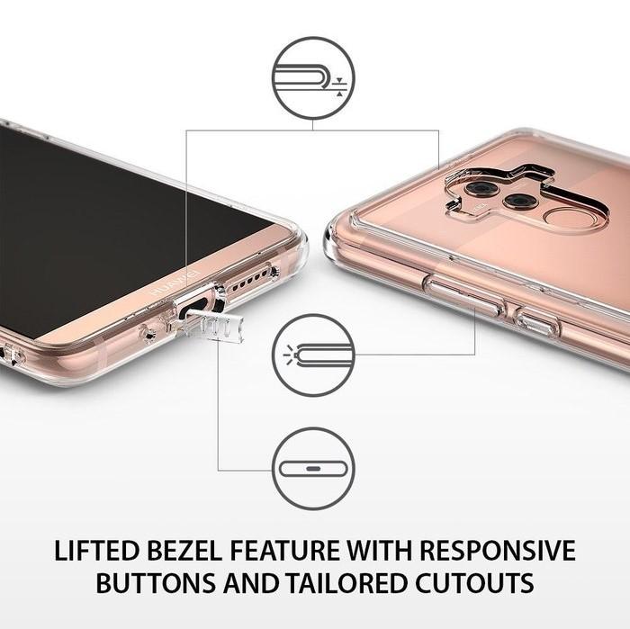 Husa Ringke FUSION CLEAR Transparent pentru Huawei Mate 10 PRO 3