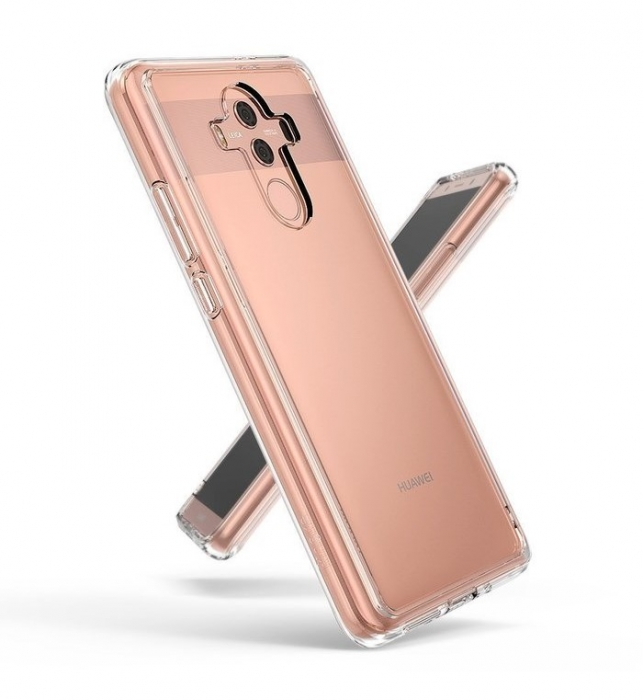 Husa Ringke FUSION CLEAR Transparent pentru Huawei Mate 10 PRO 4