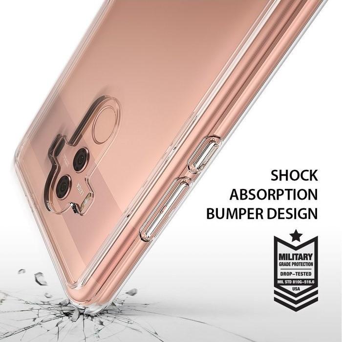 Husa Ringke FUSION CLEAR Transparent pentru Huawei Mate 10 PRO 7