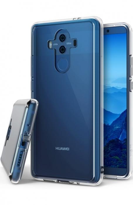 Husa Ringke FUSION CLEAR Transparent pentru Huawei Mate 10 PRO 8