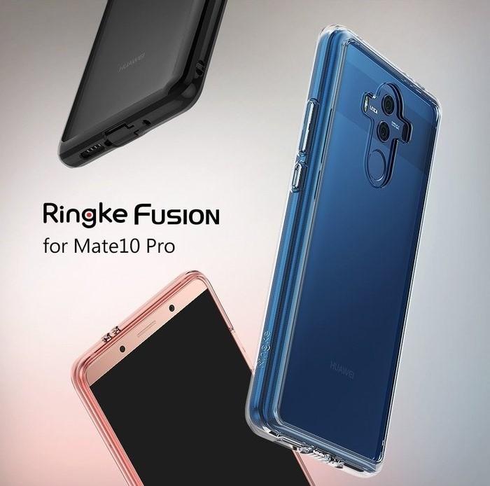 Husa Ringke FUSION INK BLACK pentru Huawei Mate 10 PRO 3