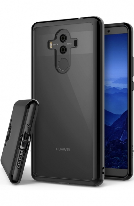 Husa Ringke FUSION INK BLACK pentru Huawei Mate 10 PRO 0