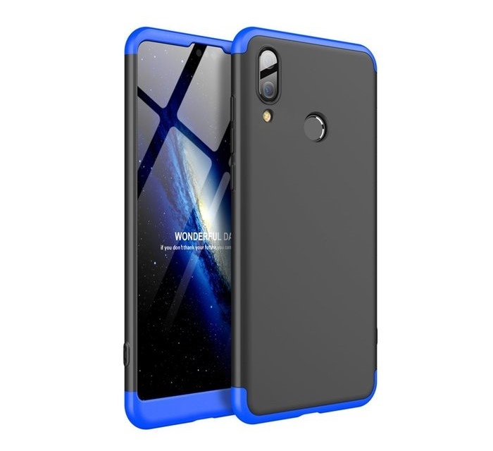 Husa GKK 360 Blue pentru Huawei P20 Lite 0