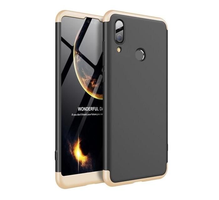 Husa GKK 360 Gold pentru Huawei P20 Lite 0