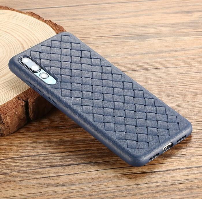 Husa Benks TPU Blue impletita pentru Huawei P20 Pro 3