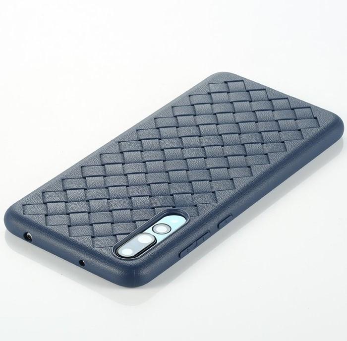 Husa Benks TPU Blue impletita pentru Huawei P20 Pro 2